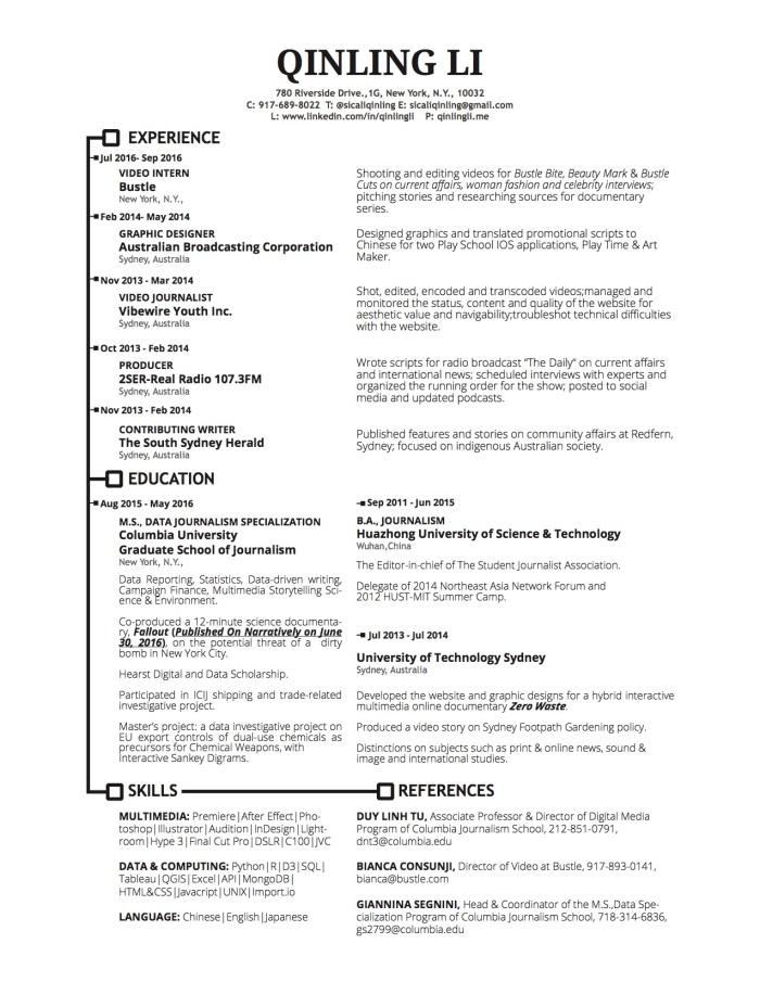 Li_Qinling_Faultlines_Resume